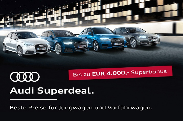 Audi Superdeal