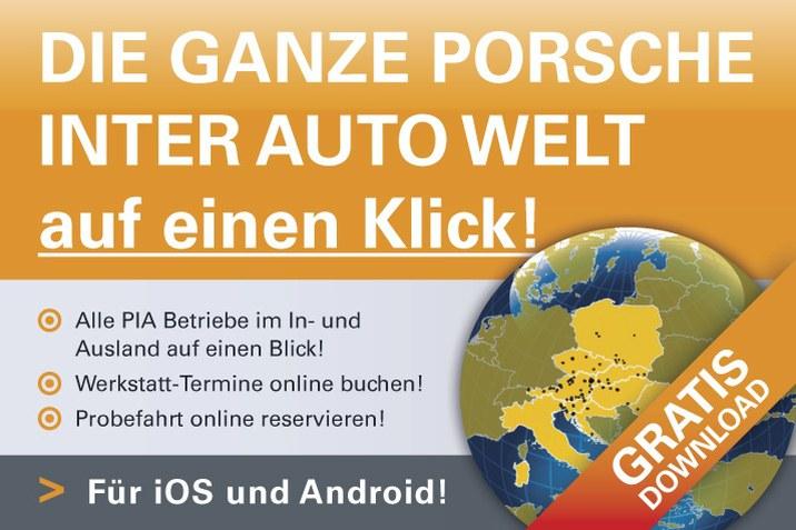 Porsche Inter Auto App