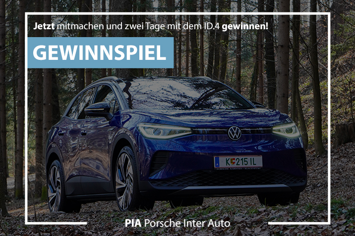 VW ID4 Probe fahrt