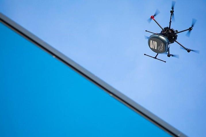 SEAT Drohne