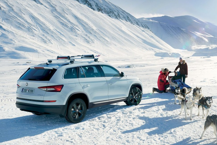 Transportlösungen Winter