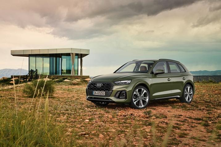 Audi Q5 (2021)