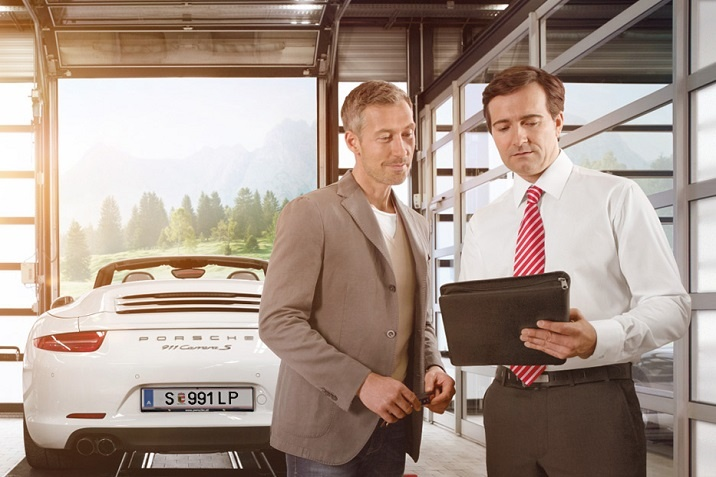 Porsche After Sales