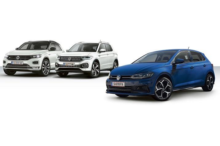 VW Leasingangebot