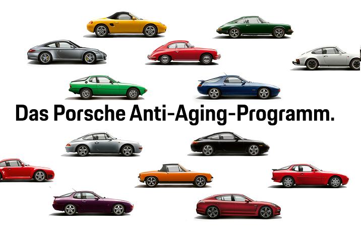 Porsche Anti Aging