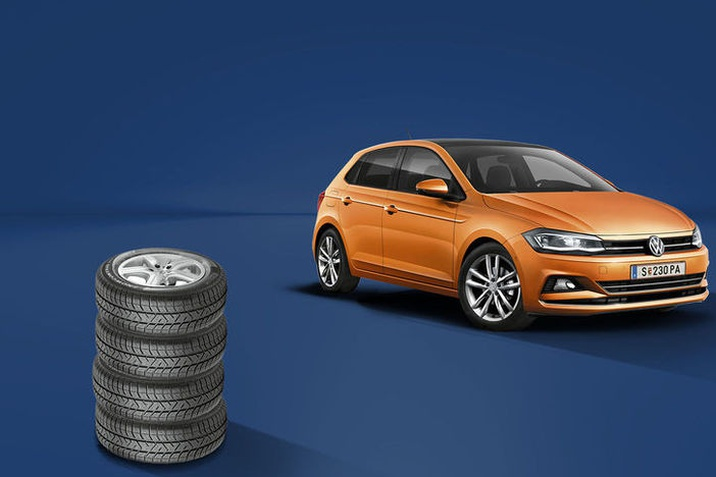 VW Polo Aktion