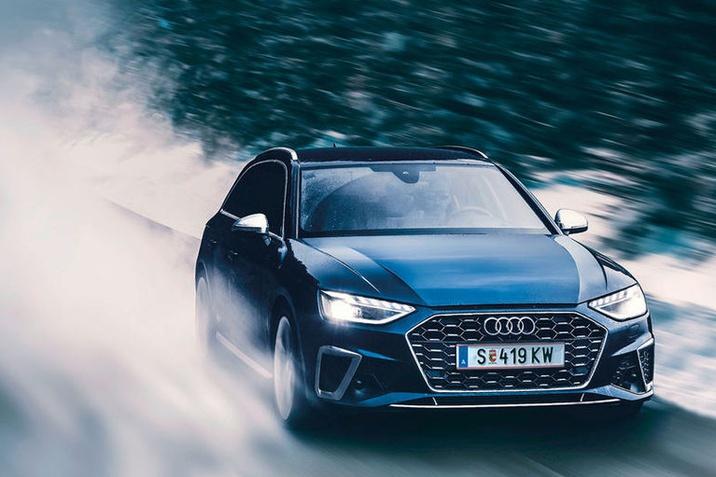 Audi A4 quattro Bonus