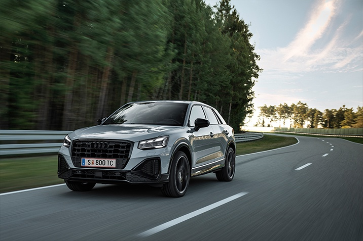 Audi Q2 Titelbild