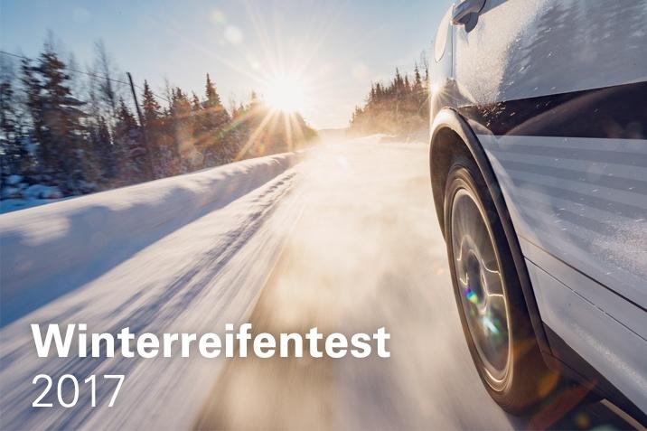 Winterreifentest 2017
